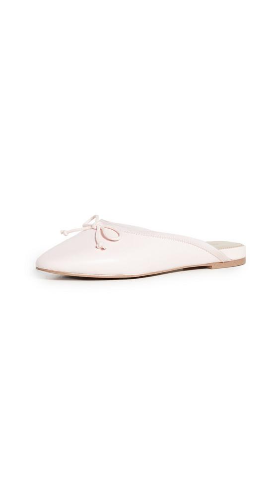 Villa Rouge Ballerina Mules in pink