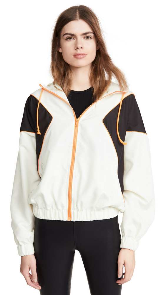 The Fifth Label Warrior Jacket in black / white