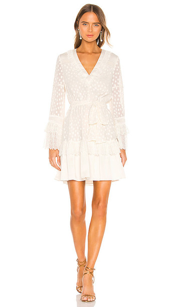 Alexis Katerina Dress in Ivory