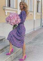 dress,purple