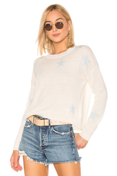 Rails Lula Sweater in white