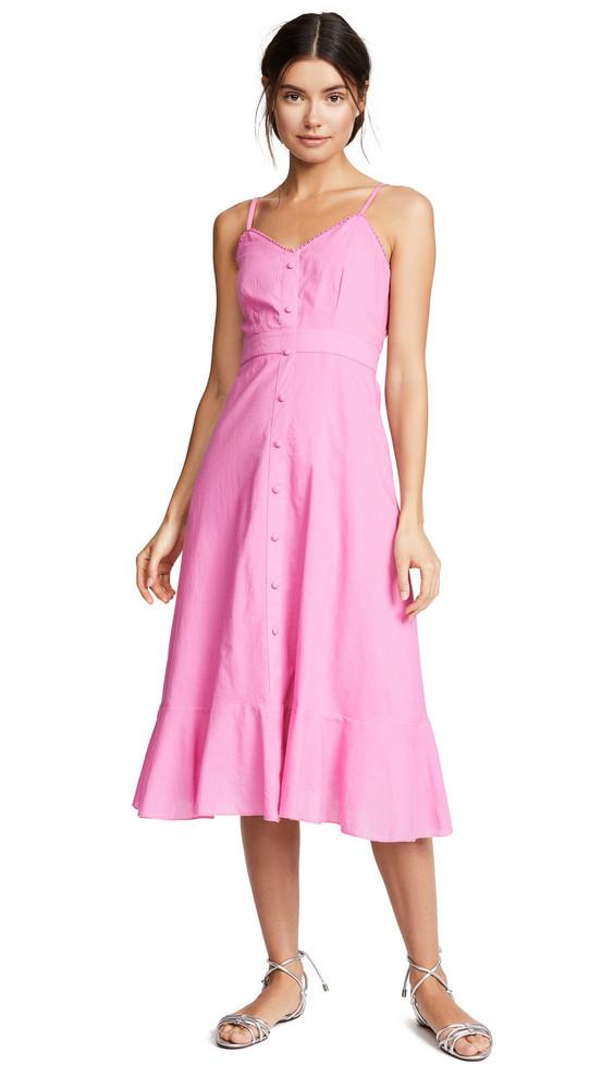 6d55af04a3da Free People Mix It Up Dress in pink - Wheretoget