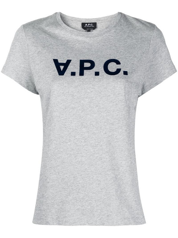 A.P.C. VPC T-shirt in grey