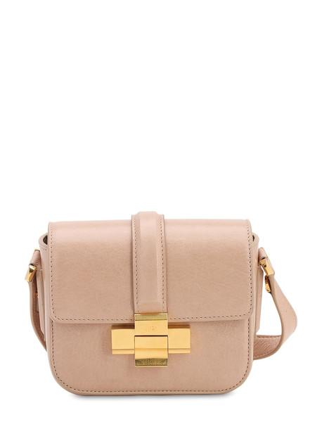 N°21 Mini Lolita Patent Leather Shoulder Bag