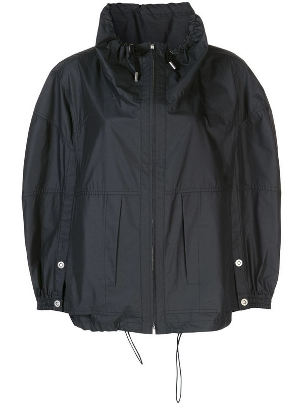 3.1 Phillip Lim utility parachute sports jacket in black