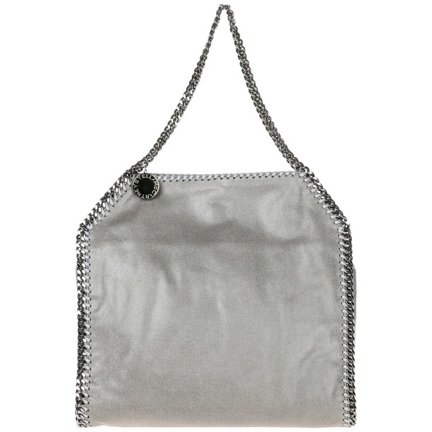 Stella McCartney Shoulder Bag Falabella Small Tote Shaggy Deer