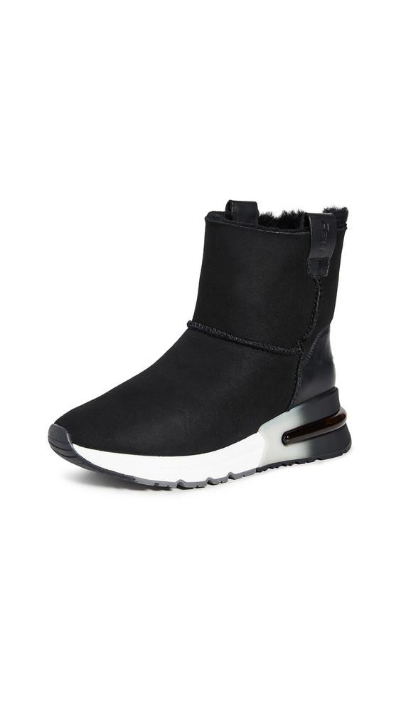 Ash Kyoto Sneaker Boots in black