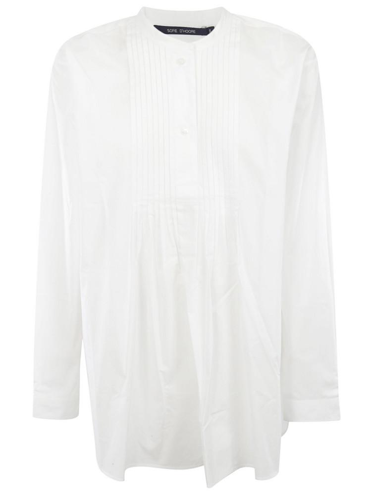 Sofie D'hoore Bernadette Shirt in white
