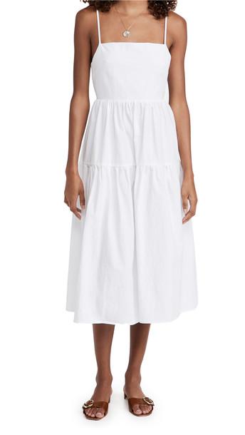 Ciao Lucia Gioia Dress in white