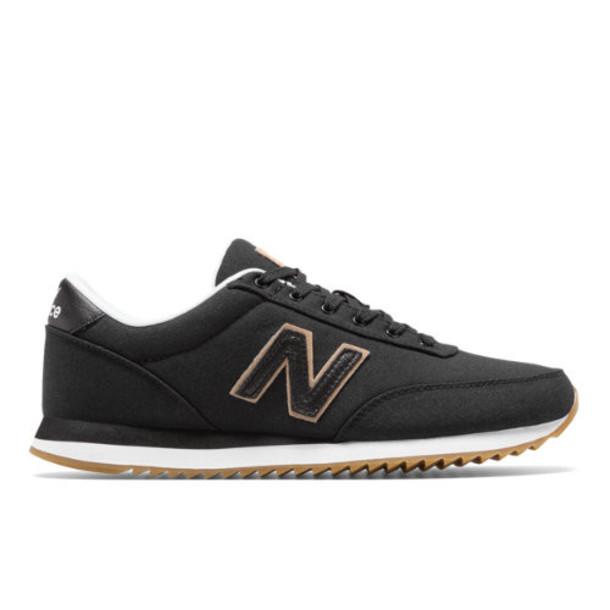 New Balance 501 Men's Running Classics Shoes - Black/White (MZ501JAA)