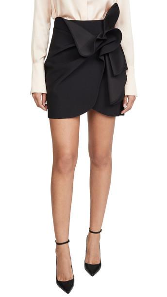 Acler Bronte Skirt in black