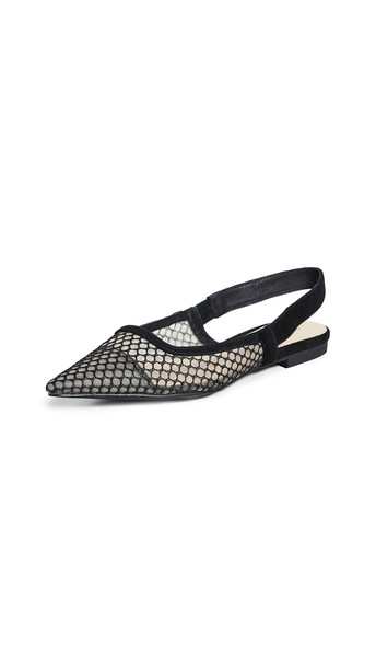 Jeffrey Campbell Emelia Ms Flats in black