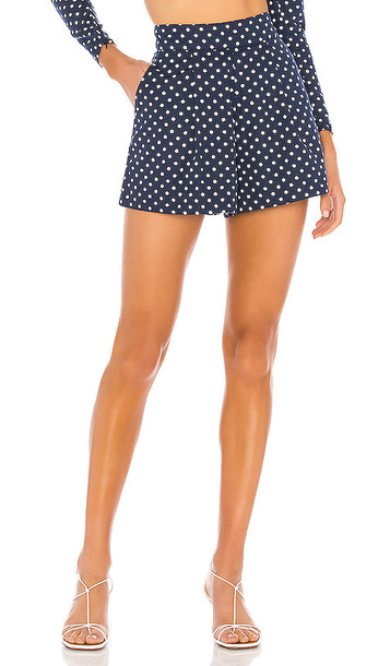 WeWoreWhat Etoile Shorts in Navy