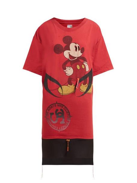 Noki - Customised Street Couture T Shirt Dress - Womens - Multi