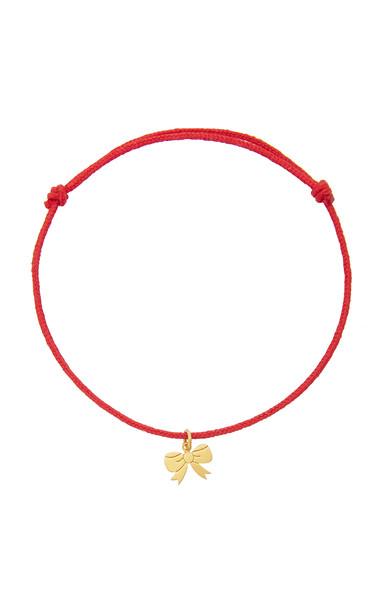 Marie-Hélène de Taillac 22K Gold Charm Bracelet