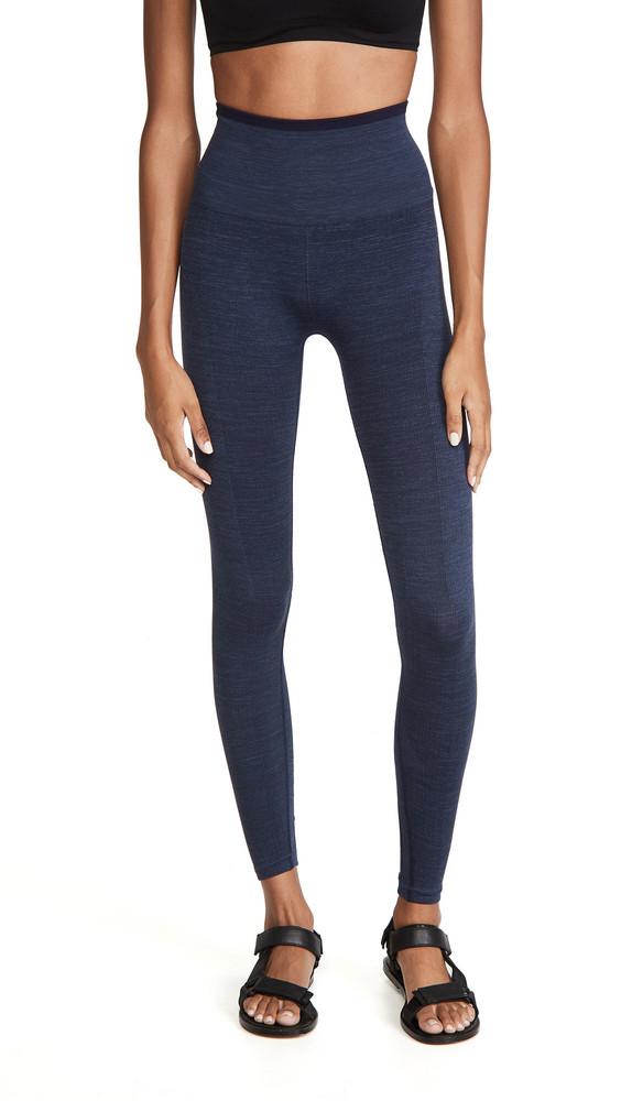 Splits59 Mila High Waist Seamless Leggings in indigo