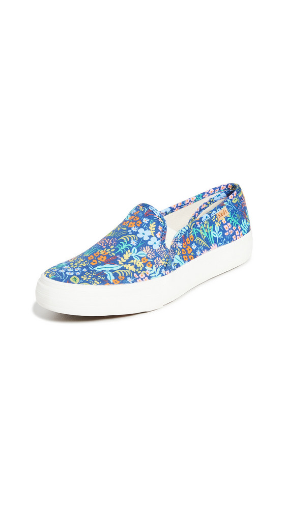 Keds Double Decker Meadow Sneakers in navy