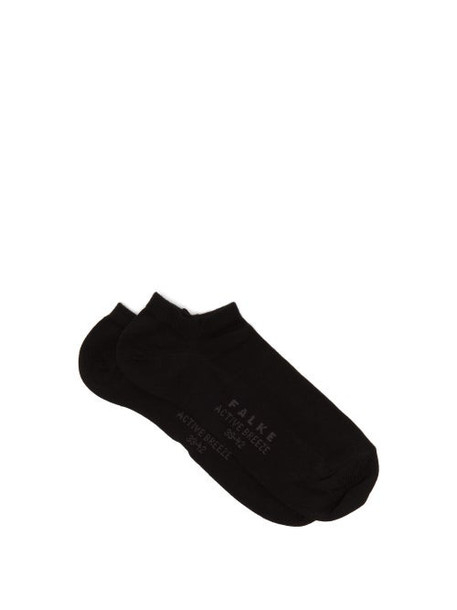 Falke - Active Breeze Trainer Socks - Womens - Black