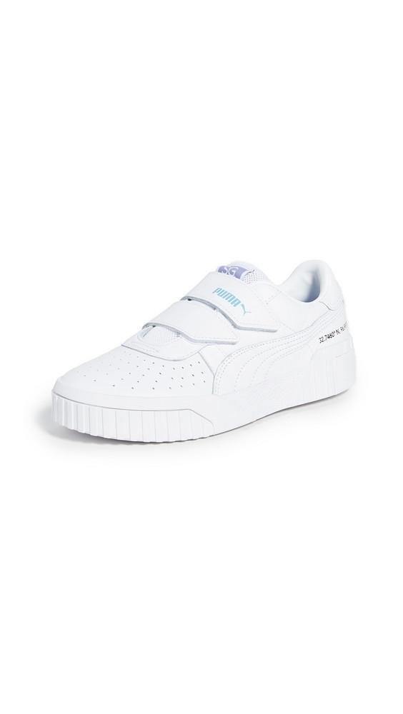 PUMA Cali Velco x Selena Gomez Sneakers in white