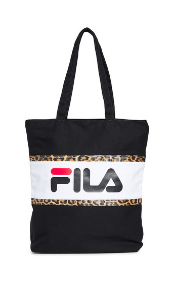 Fila Fila Tote Bag in black