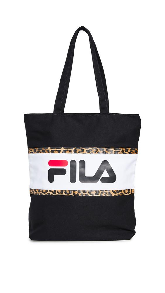Fila Fila Tote Bag in black