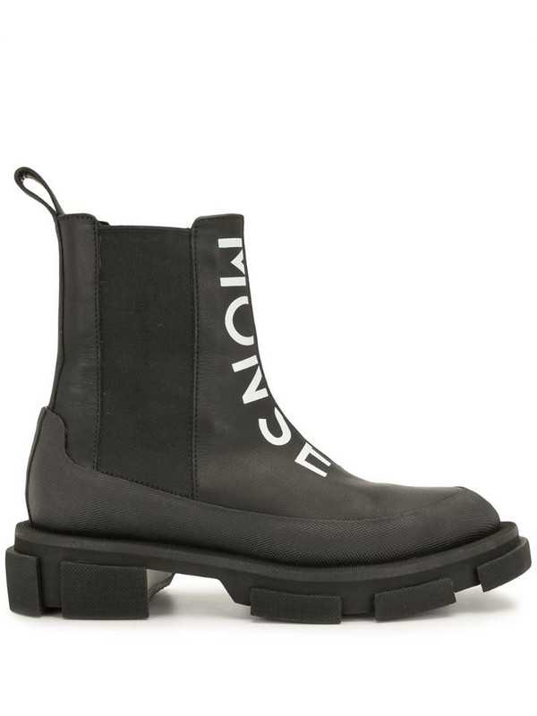 Monse x Both Chelsea boots in black