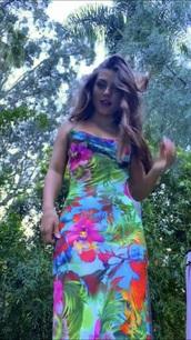 dress,victoria secret dress,victoria's secret,caitlin,saw this girl wearing them on tiktok tok,vintage,victoria's secret model