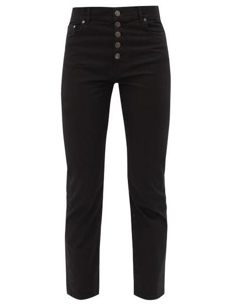 Joseph - Den Straight Leg Jeans - Womens - Black