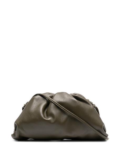 Bottega Veneta The Mini Pouch bag in green