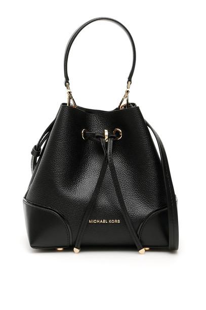 MICHAEL Michael Kors Small Mercer Gallery Bag in black