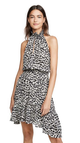 A.L.C. A.L.C. Cody Dress in black / cream