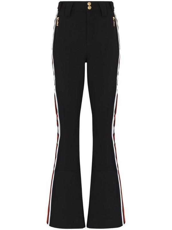P.E Nation Amplitude flared ski trousers in black