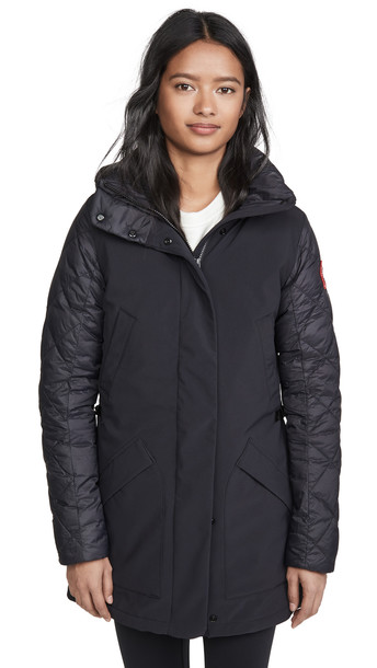 Canada Goose Berkley Coat in black
