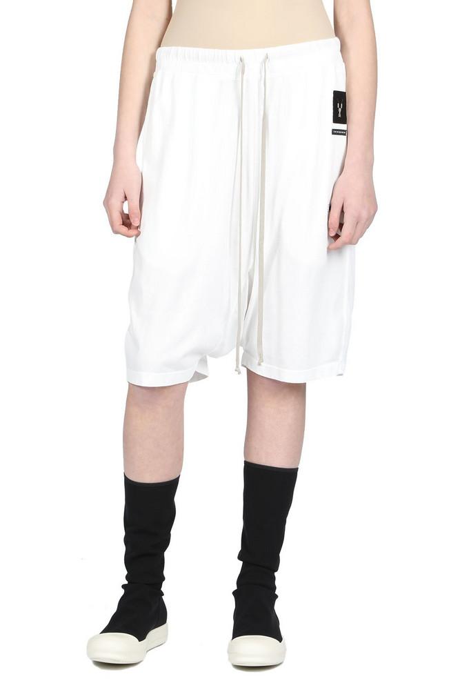 DRKSHDW Trousers in bianco