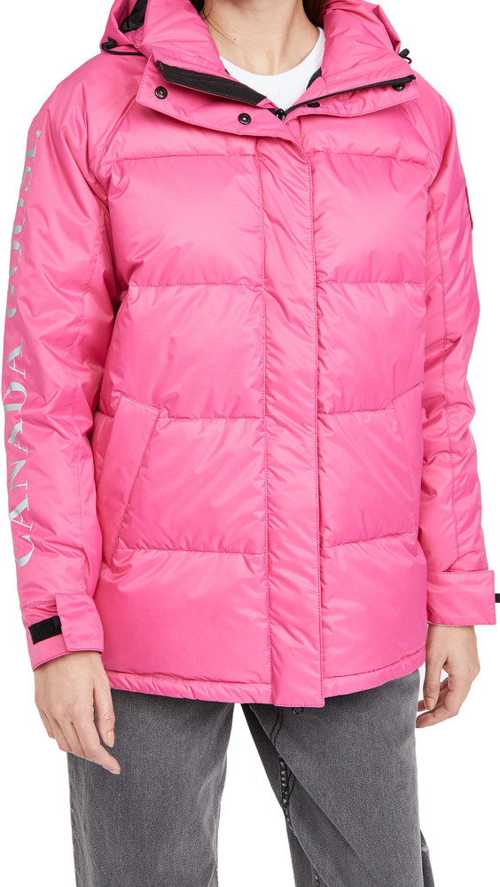 Canada Goose Approach Jacket in pink