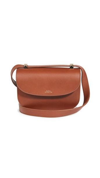 A.P.C. A.P.C. Mini Geneve On Strap Bag