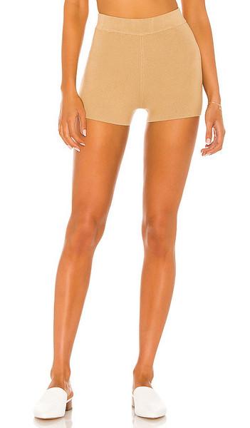 One Grey Day X REVOLVE Colette Mini Short in Tan in camel