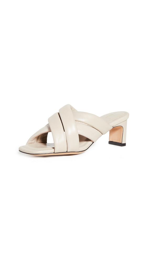 ANINE BING Cade Sandals in beige