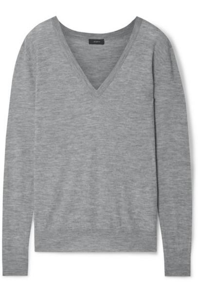 Joseph - Cashmere Sweater - Gray