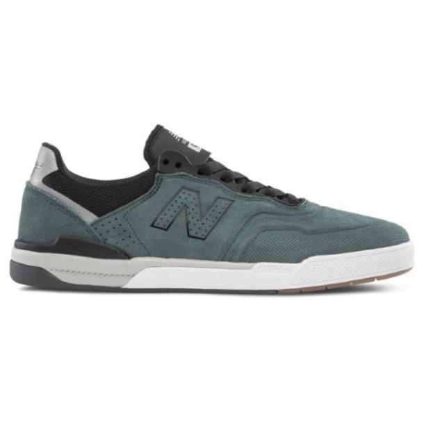 New Balance Numeric 913 Men's Numeric Shoes - Green/Black (NM913OLV)