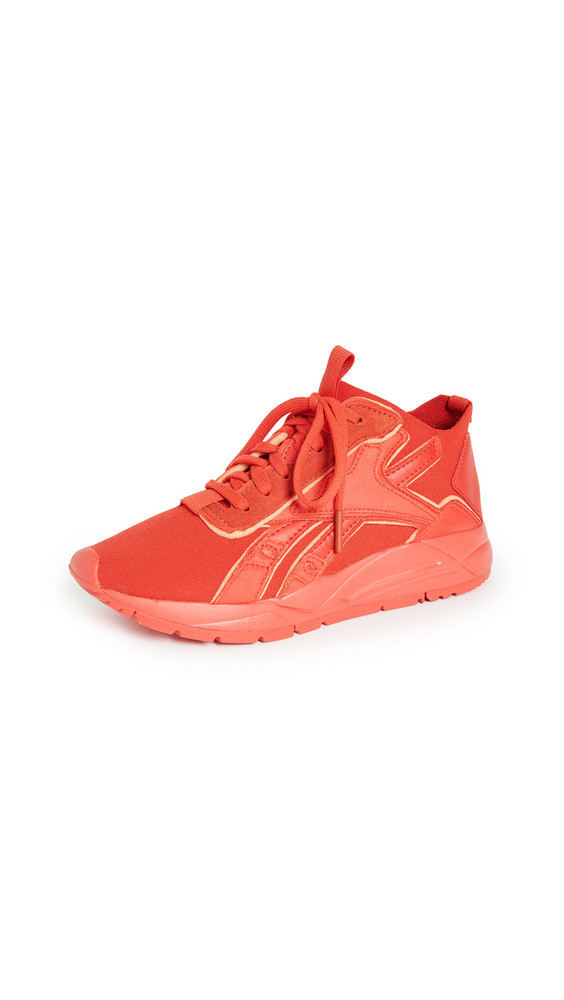 Reebok x Victoria Beckham Bolton Knit Sneakers in red