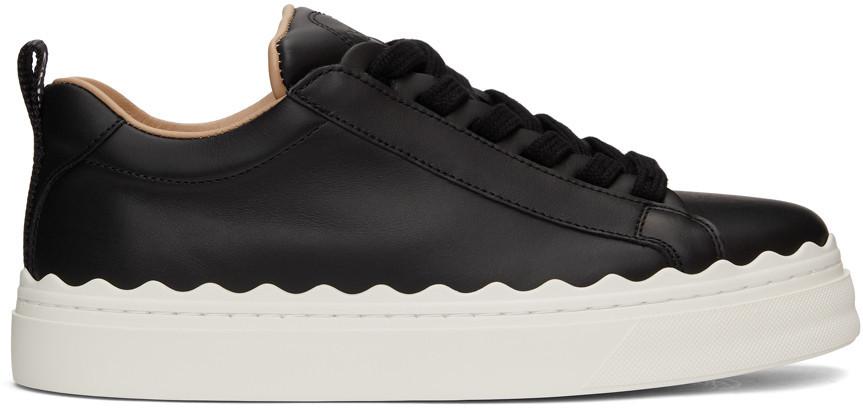 Chloé Chloé Black Lauren Sneakers