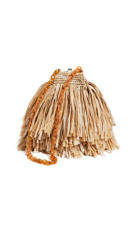 Carolina Santo Domingo Mae Small Bag in natural