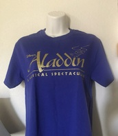 shirt,aladdin,disneyland,purple,musical,spectacular,exclusive,disney,t-shirt,gold