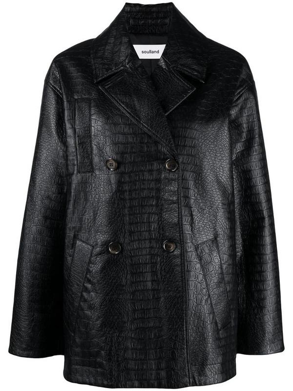 Soulland Lena jacket in black