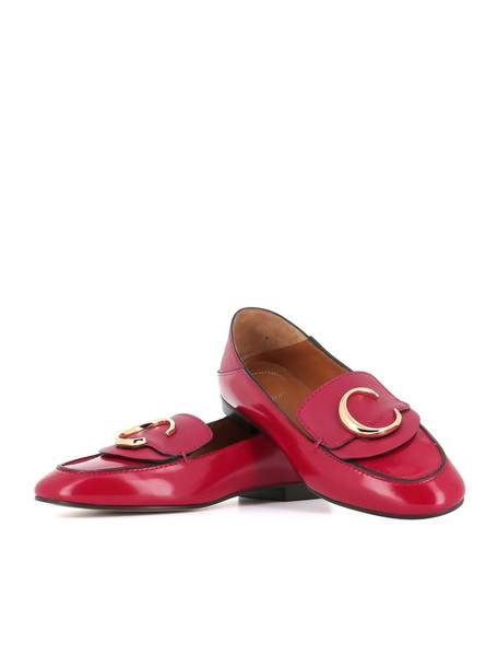 Chloé Chloé Loafers in red