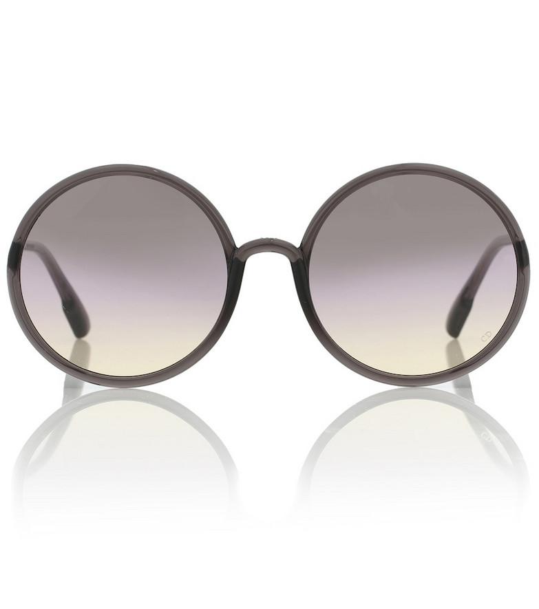 Dior Sunglasses DiorSoStellaire2 round sunglasses in black