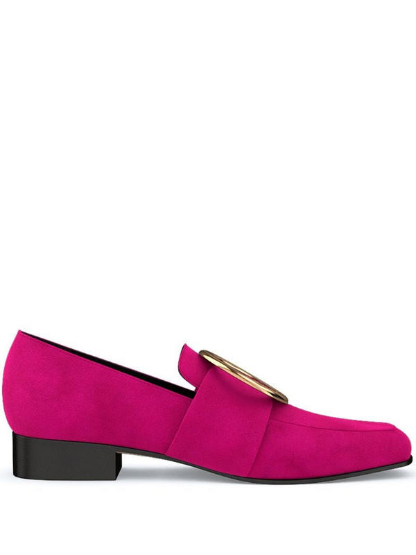 Dorateymur Harput loafers in pink