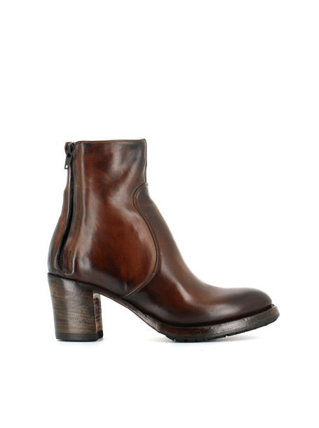 Silvano Sassetti Ankle Boots in brown