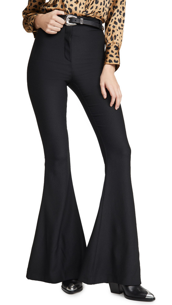 Hebe Studio Bianca Pants in black